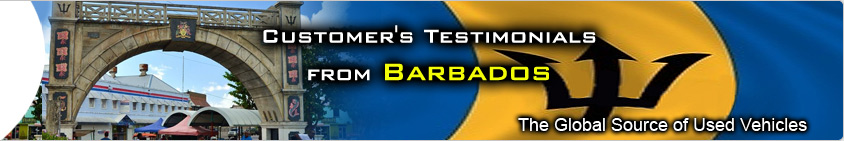 CUSTOMER TESTIMONIAL barbados