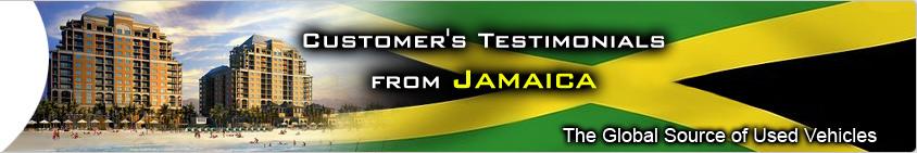 CUSTOMER TESTIMONIAL jamaica