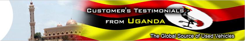 CUSTOMER TESTIMONIAL uganda