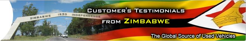 CUSTOMER TESTIMONIAL zimbabwe