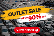 used cars outlet sale