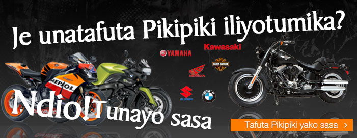 Used MotorCycle Stock
