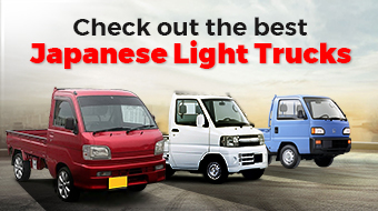 Japanse light trucks
