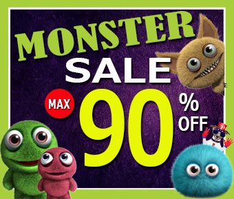 Monster Sale