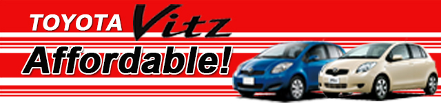 Affodable Vitz for Zambia