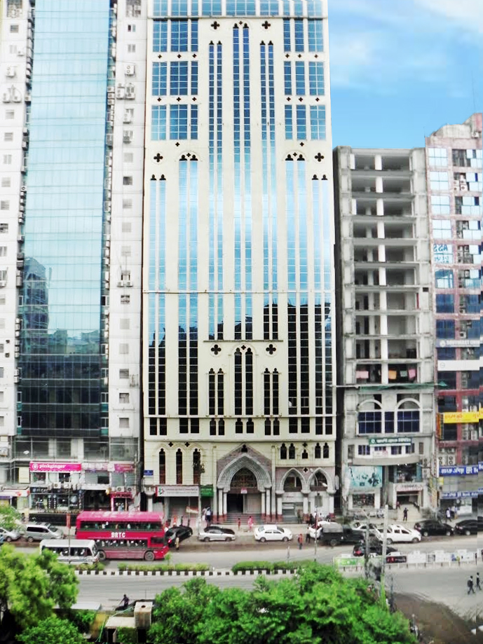 SBT BANGLADESH Office - Ahmed Tower -