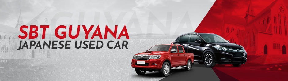 used cars for sale in guyana
