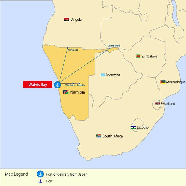 dr congo Map