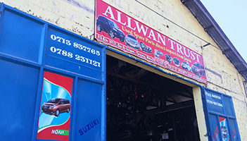 Spare Parts Shop Allwan Trust