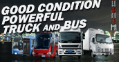 Dealer truck and bus stock