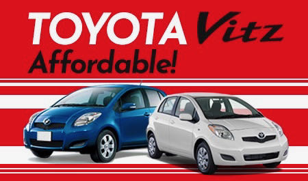 used toyota vitz for sale in zambia