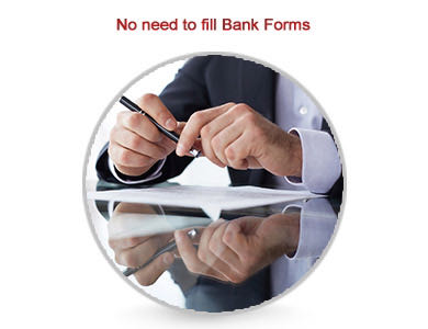 No need to fill band form in uganda