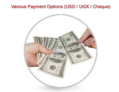 used car Payment method uganda