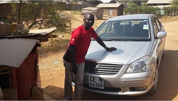Quality Japanese used cars for sale in south sudan - SBT Japan