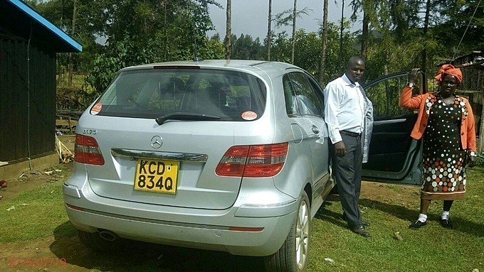 Quality Japanese used cars for sale in kenya - SBT Japan