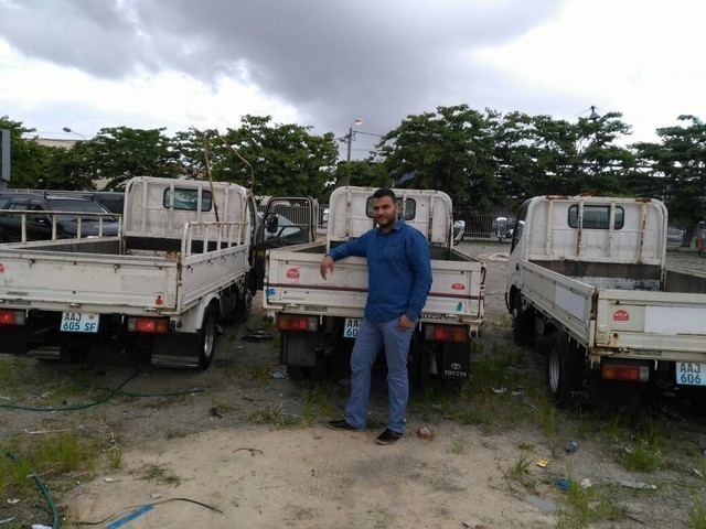 Mr.ISMAIL OMER, Mozambique
