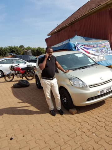 Quality Japanese Used Cars For Sale In Uganda Sbt Japan